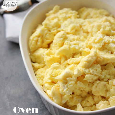 Oven Scrambled Eggs