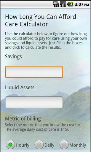 LTC Calculator