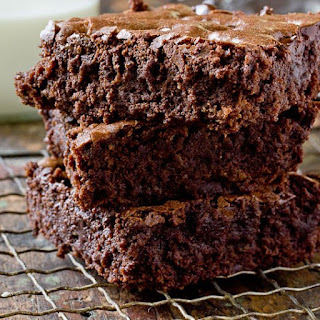 Triple Chocolate Chip Brownies Recipes