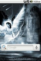 Screenshot of Angel Art Live Wallpaper