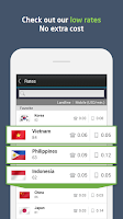 Screenshot of Global Call : Free $0.5, Topup