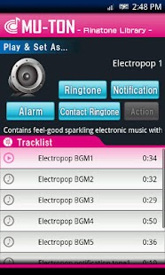 Electropop Library1 - screenshot