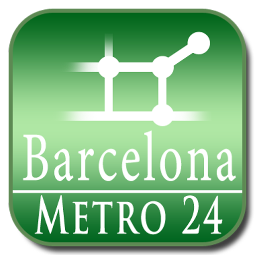 Barcelona (Metro 24) 旅遊 App LOGO-APP試玩