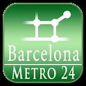 Barcelona (Metro 24) icon