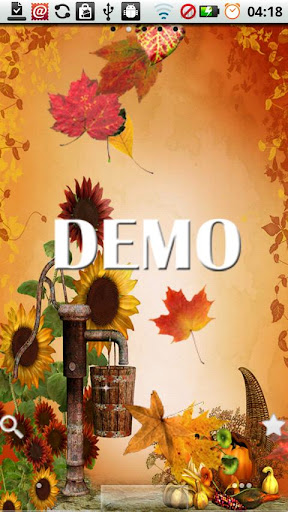 Fall Leaves DEMO