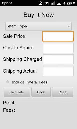 無料商业Appのアマゾンイーベイ電卓米国/英国|記事Game