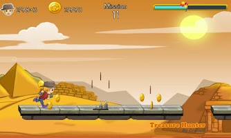 Screenshot of Temple Hunter