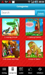 Panchatantra Stories PRO - screenshot