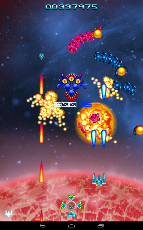 Galaga Special Edition Free Screenshot 5