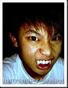 vampire transformation 3