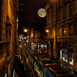 ILICA by Miro Cindrić - City,  Street & Park  Street Scenes