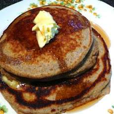 Whole Grain Pancakes That Don't Taste Like It!