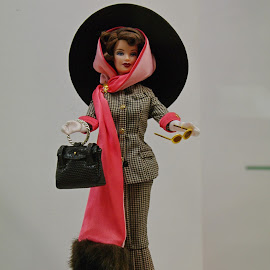 Barbie ... by Joseph Muller - Artistic Objects Toys ( doll, toy, known play ..., barbie )