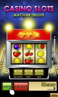 Screenshot of Casino Slots Machine Deluxe