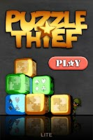 Screenshot of Puzzle Thief Lite