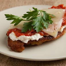 Kosher Chicken Parmesan