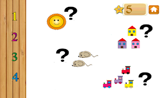 Screenshot of PreSchool and Toddler Learning