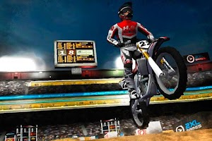 Screenshot of 2XL Supercross HD