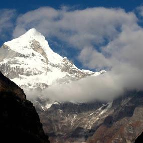 by Arkadeb Kar - Landscapes Mountains & Hills