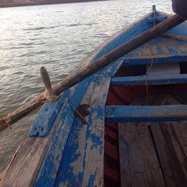 by Kenza Mamouni - Transportation Boats