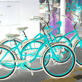 by Bong Perez - Transportation Bicycles
