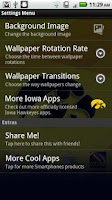 Screenshot of Iowa Hawkeyes Revolving WP