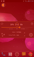 Screenshot of Lux Auto Brightness