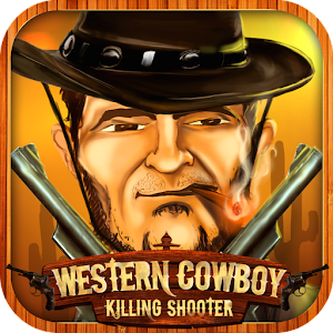 Western Cowboy Killing Shooter