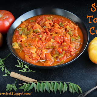 Spicy Tomato Curry