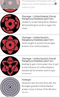 Screenshot of Sharingan Uchiha Clan