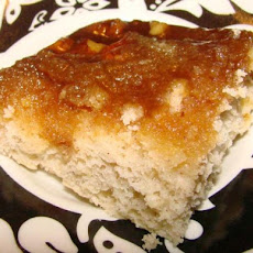 Maple Syrup Upside-Down Cake
