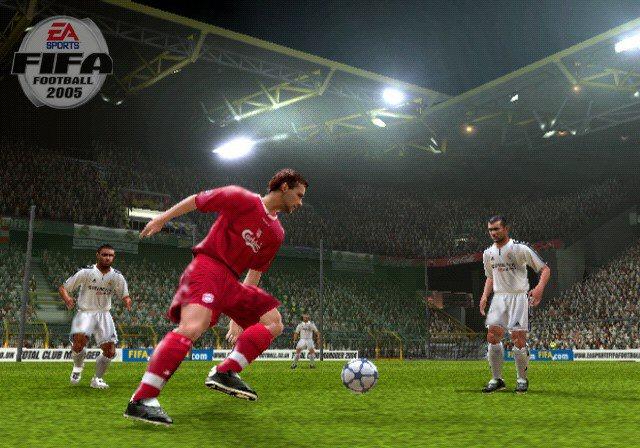 E3 2004: FIFA 2005