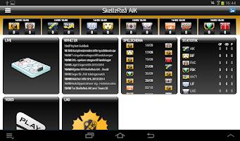 Screenshot of Skellefteå AIK