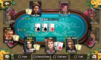 Screenshot of DH Texas Poker - Texas Hold'em