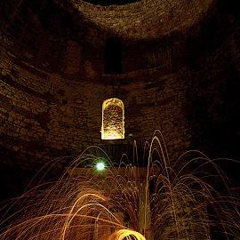 Vestibul by Antonio Sunara - Abstract Light Painting