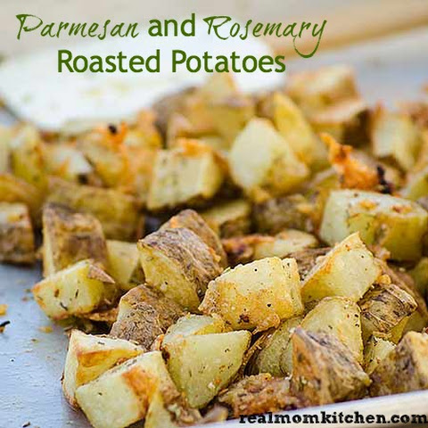 10 Best Crushed Potatoes With Rosemary Recipes | Yummly