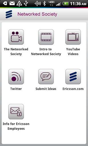 玩免費商業APP 下載Ericsson Networked Society app不用錢 硬是要APP