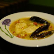 Bouillabaisse (French fish stew)