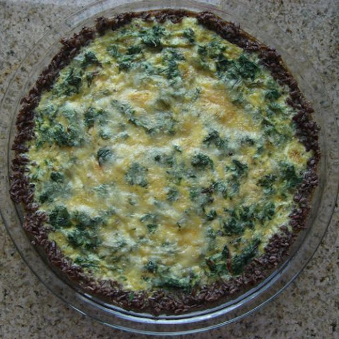 Swiss Chard Quiche Healthy Recipes | Yummly