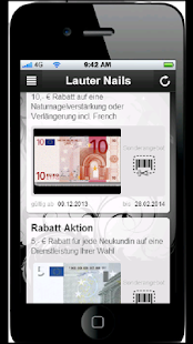 Lauter Nails - screenshot