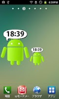 Screenshot of Mr.Droid Watch