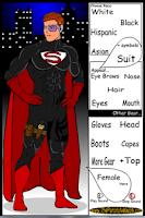 Screenshot of Create A Superhero HD