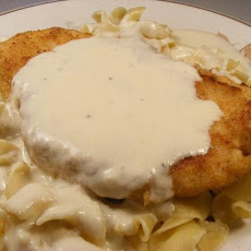The Realtor's Superb Alfredo Sauce
