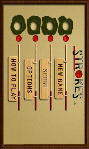 Strokes Table Golf Lite