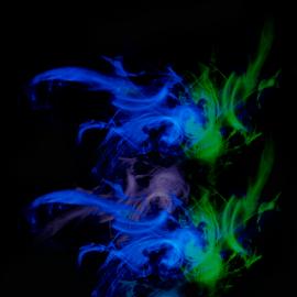 Chaos of smoke by Stefan Stevanovic - Digital Art Abstract ( smokey, abstract, smoke art, abstracts, abstract art, smoke photography, abstraction, a, abstract photography, smoked, smoke,  )