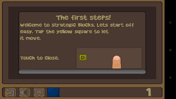 Screenshot of Strategic Blocks