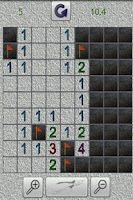 Screenshot of Adventures of Minesweeper