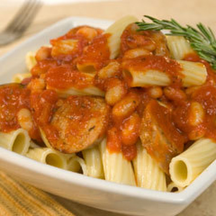 Rigatoni With Sausage Ragu Recipes — Dishmaps