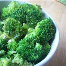 Garlic Broccoli Spears