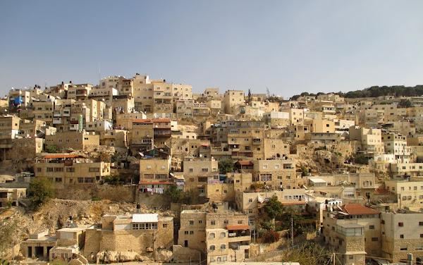 Jerusalem Residences on a Hill